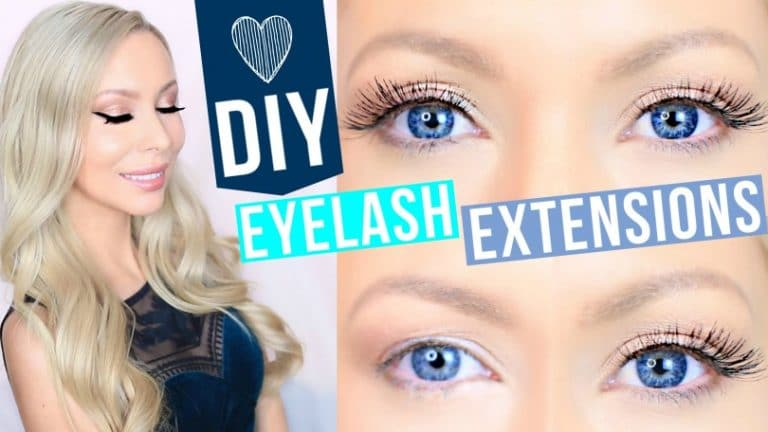Eyelash Extensions At Home