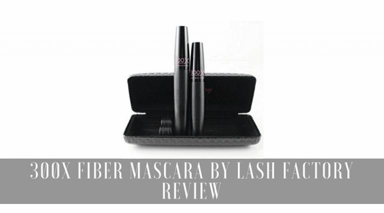 Lash Factory 300X Fiber Mascara Review