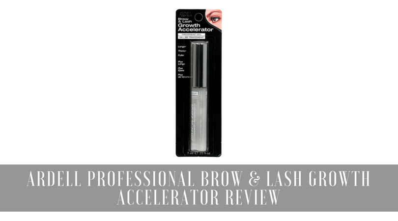 Ardell Professional Brow & Lash Growth Accelerator Review