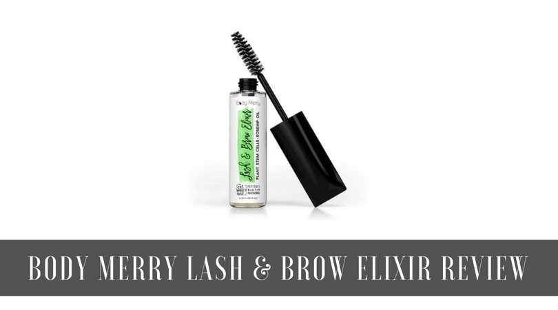 Lash and Brow Elixir by Body Merry