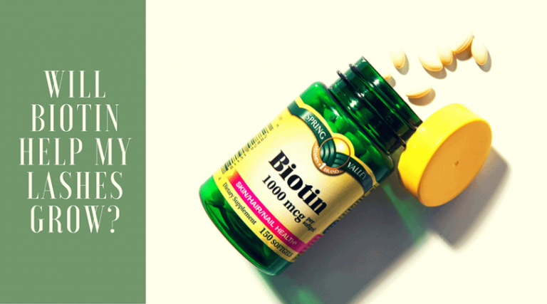 Does Biotin Make Your Eyelashes Grow? Let`s Find Out..
