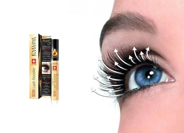 ad58173c491 SOS Lash Booster is a 5-in-1 eyelashes booster created by Eveline Cosmetics  LTD, Poland, which manufactures beauty products, including different serums.
