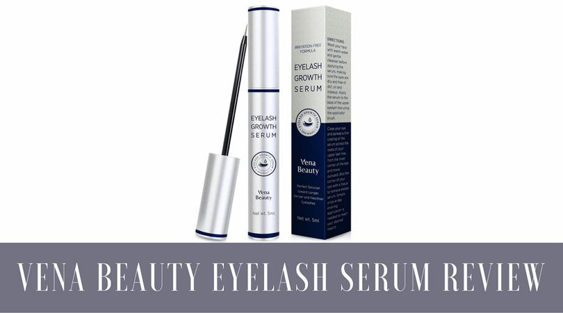 Vena Beauty Eyelash Serum: Side Effects, Benefits, Risks, and More