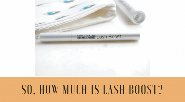 Lash Boost Cost. How much is Lash Boost and best places to get it?