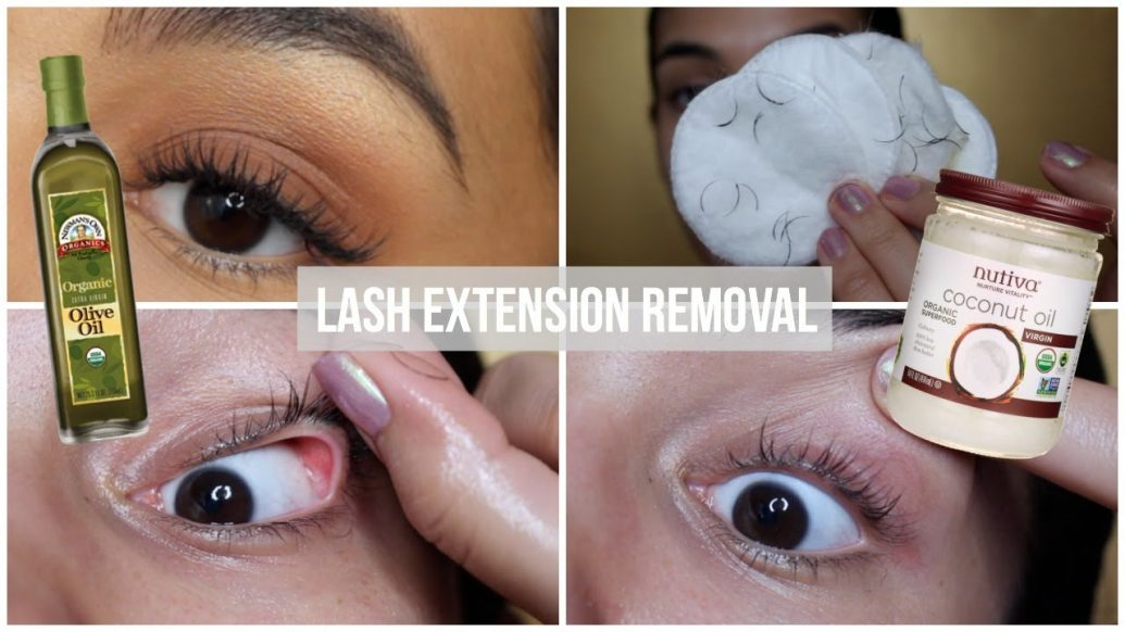 How To Remove Eyelash Extensions At Home Experts Share Their Best