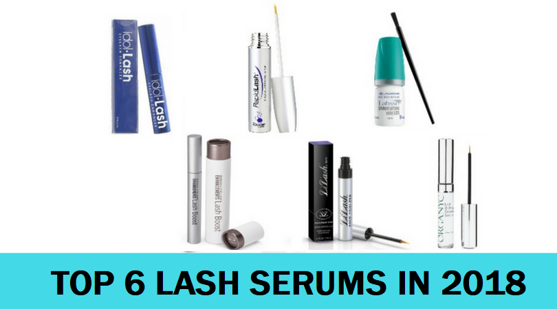 6 Best Eyelash Growth Serums That Actually Work In 2018 Eyelah