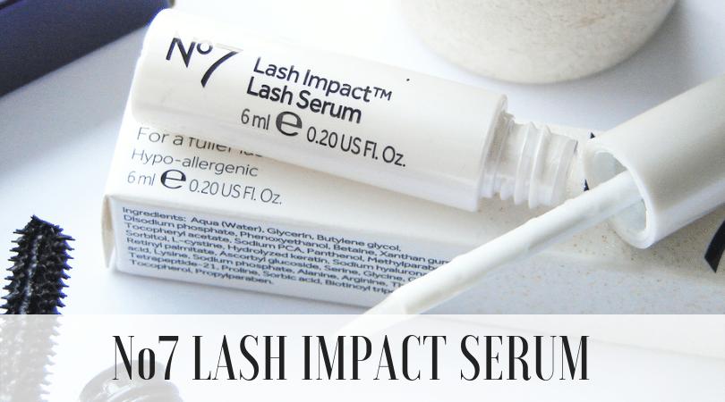 No7 Lash Impact Serum Review – Fake or Real Results?