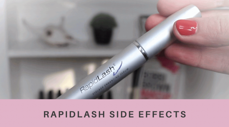 3 Key RapidLash Side Effects To Know Before Buying It